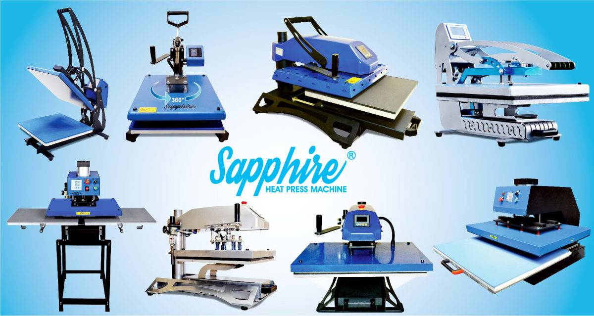 Heat Press Machine Buying Guide - Philippines - Crystal Image Paper Marketing Corp