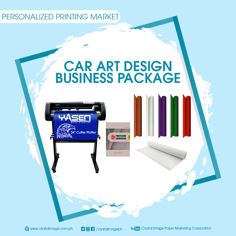 car sticker, decal printing package, printing package