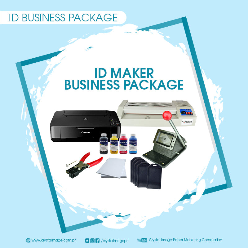 ID business package, ID printing package, printing package