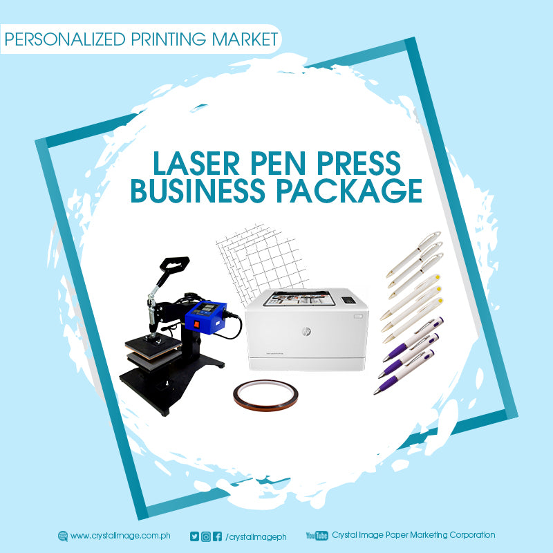 laser pen press printing package, laser printing package, pen press package