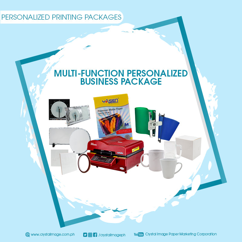 all in on printing package, multifunction printing package, printing package