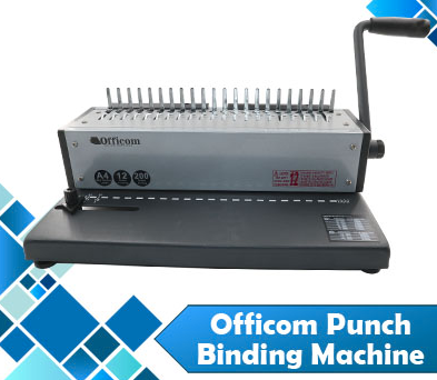 punch binding machine