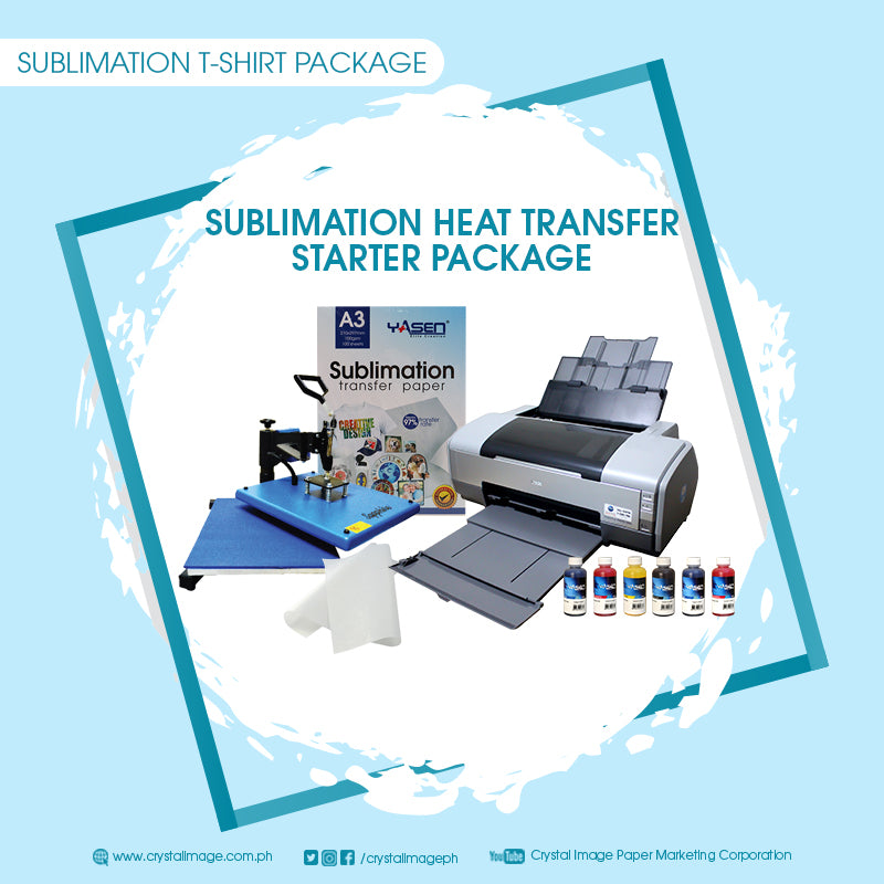 Sublimation Printing Package