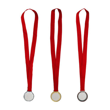 Athletic Medal Single Face - Crystal Image Paper Marketing Corp