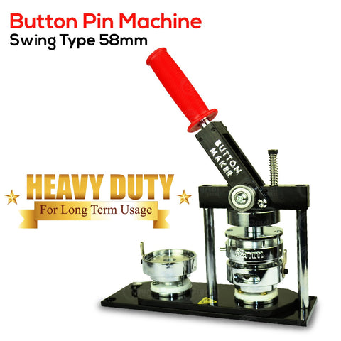 Button Pin and Machines