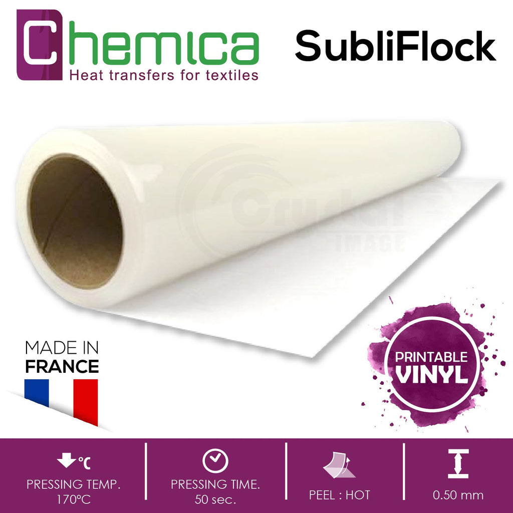 Chemica SubliFlock 1602 - Crystal Image Paper Marketing Corp