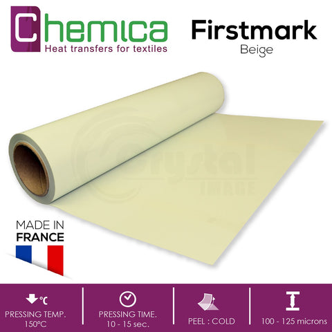 Chemica Transfer Vinyl - Firstmark - Crystal Image Paper Marketing Corp