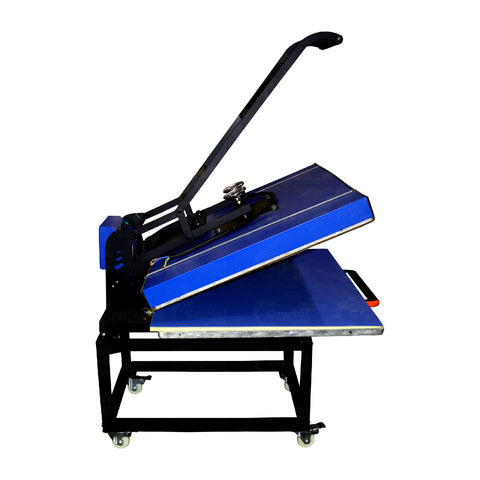 Sapphire® Giant Clam Pro Heat Press Machine Drawer Type