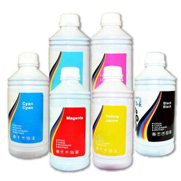 Inkpiu UV Dye Ink 1 L Crystal Image Paper Marketing Corp