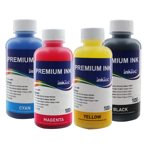 Pigment Ink Best for Documents, Images and Other Purposes