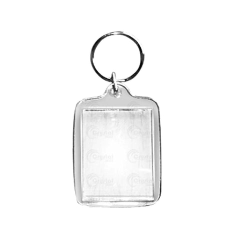 Acrylic Keychain - Crystal Image Paper Marketing Corp