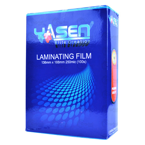 Copy of Yasen Laminating Film 250 Microns