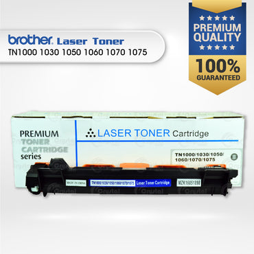 Laser Toner: Brother TN1000/1030/1050/1060/1070/1075