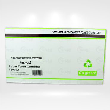 Laser Toner: Brother TN780 3360 3370 3390 3392 3395 N