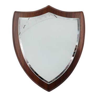 Crystal Plaque with Frame - Crystal Image Paper Marketing Corp