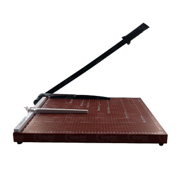 Officom Paper Cutter Wood A3