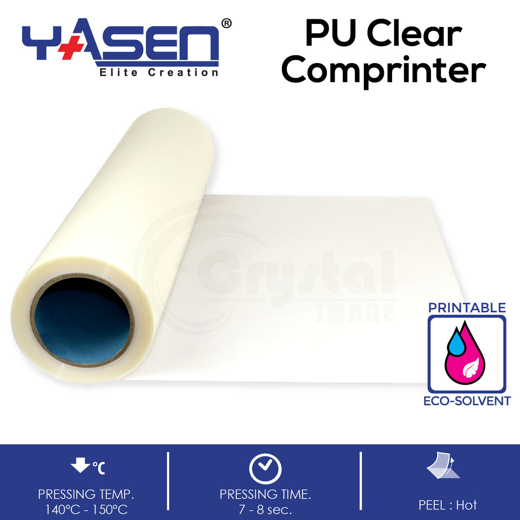 Yasen PU Clear Comprinter YS 200