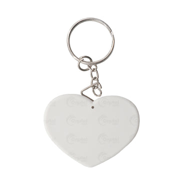 Sublimation Polymer Keychain