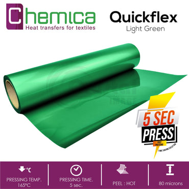Chemica Transfer Vinyl - QuickFlex - Crystal Image Paper Marketing Corp