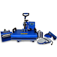 Sapphire® 6-in-1 Heat Press Machine