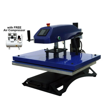 Sapphire® Swinger Air Heat Press Machine