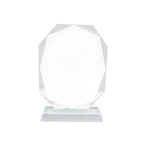 Crystal Plaque - Crystal Image Paper Marketing Corp