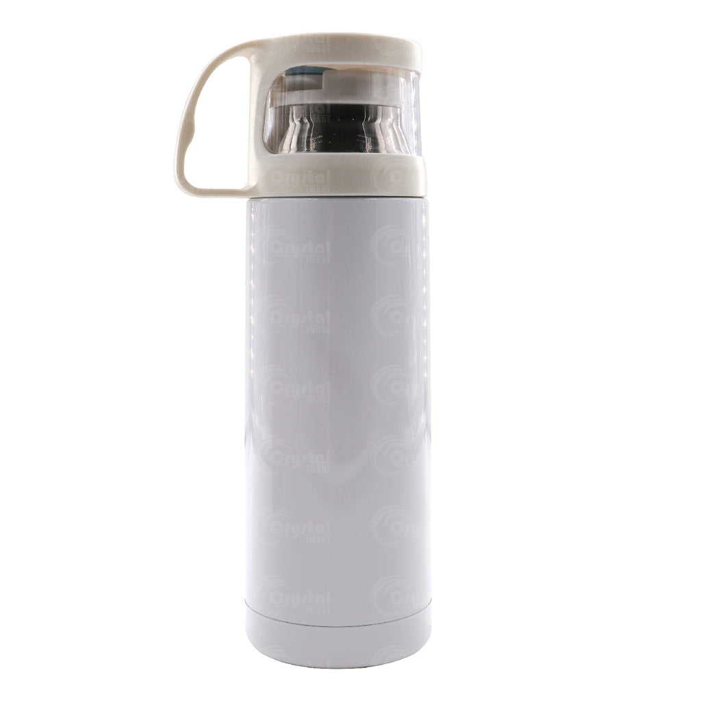 Thermos Bottle with Cup