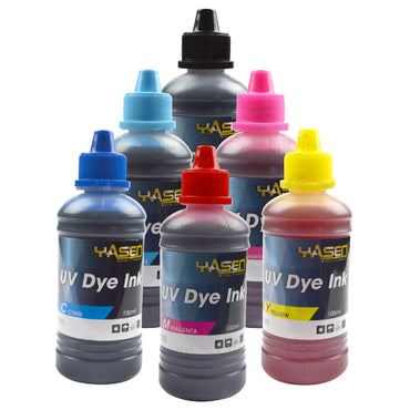 Yasen Epson UV Dye Ink Crystal Image Paper Marketing Corp