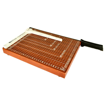 Officom Paper Cutter Wood A4