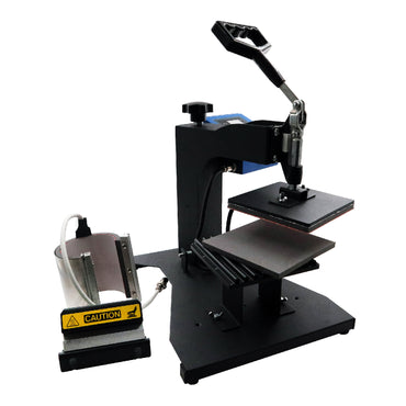 i-Transfer®  3-in-1 Heat Press Machine