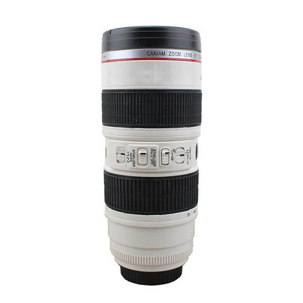 Zoom Lens Travel Mug - Dripshipper Coffees