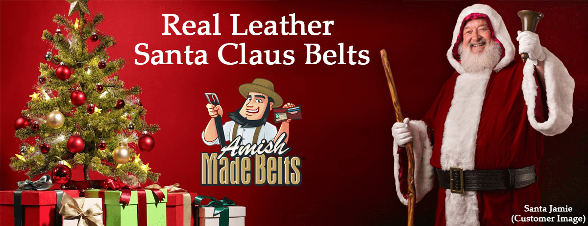 Santa Claus Belts