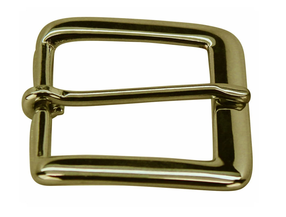 Solid Brass Dress Buckle