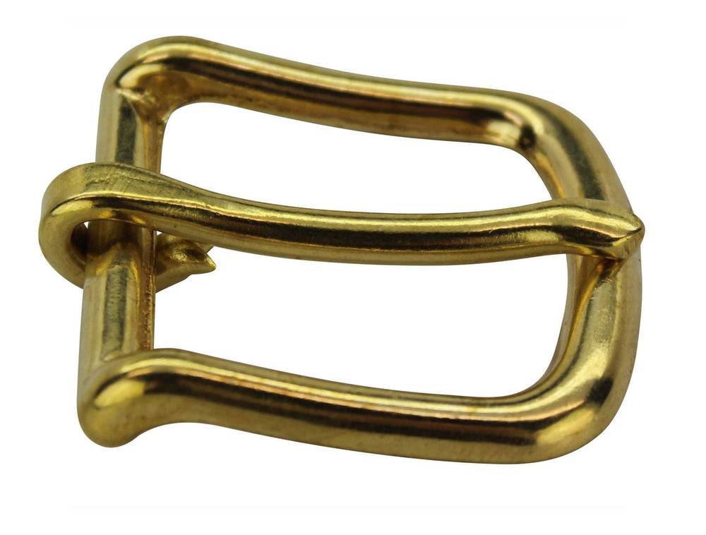 Solid Brass Lincoln Buckle