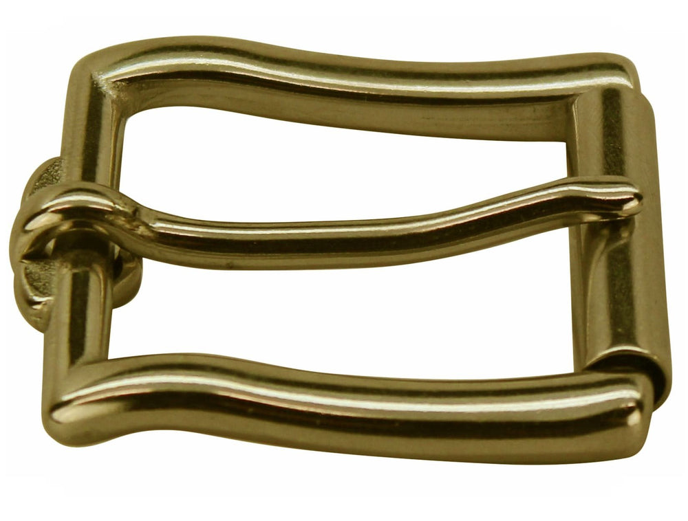 Solid Brass Paul Revere Buckle
