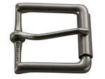 Brushed Nickel Roller Buckle