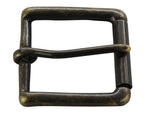 Antique Brass Roller Buckle