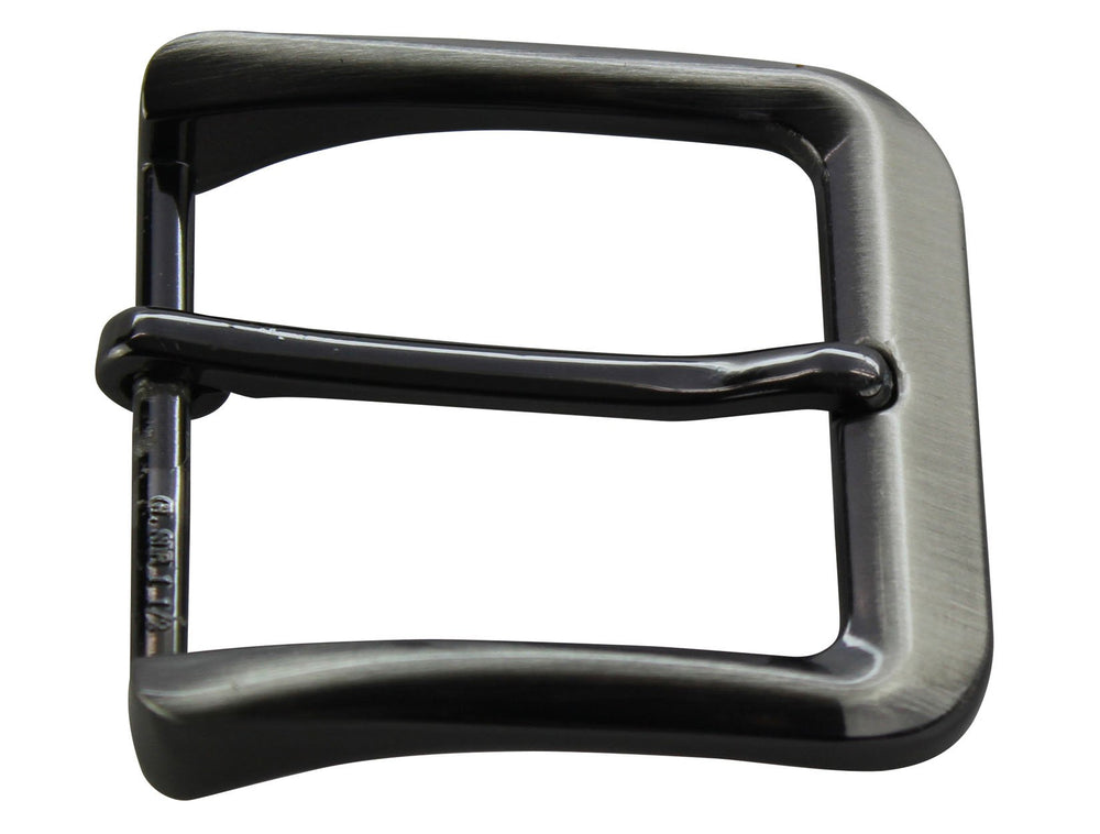 Gun Metal Dress Buckle
