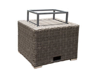 Fine Living - Elements Lounge Rattan - Table base