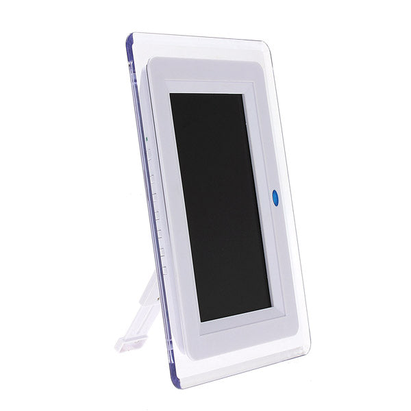 7 Inch TFT-LCD Digital Movies Frame MP3 MP4 Player Alarm Light