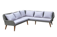Fine Living - Seville Corner Sofa Set