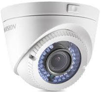 Hikvision HD 720P Vari-focal IR Turbo Dome Camera