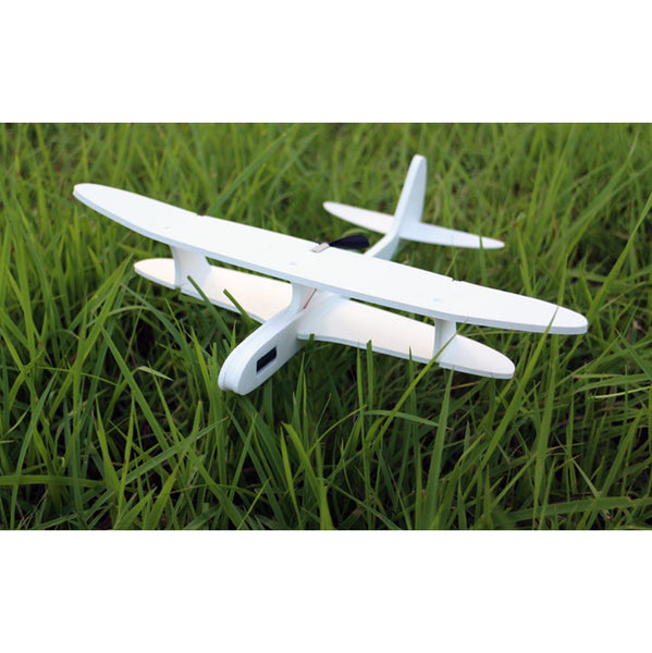 Super Capacitor Electric Hand Throwing Launch Free-flying Glider RC Airplane