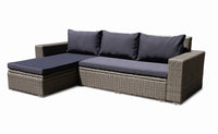 Fine Living - Elements Lounge Rattan - Sofa