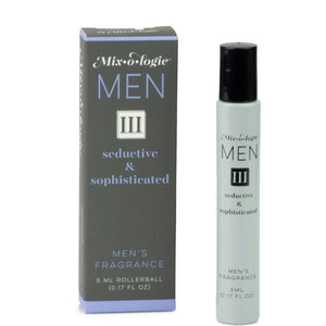Mixologie - Mixologie for Men - III (Seductive & Sophisticated) - Clemmie and Jo