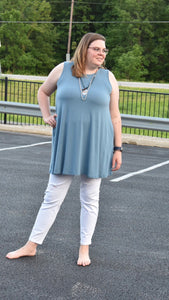 Perfect Sleeveless Tunic