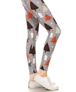 Christmas tree leggings - Clemmie and Jo