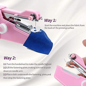 Portable Sewing Machine Cordless Electric Sewing Machine