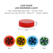 Load image into Gallery viewer, #1 Magnetic Car Door Warning Light
