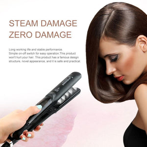Professional Ceramic Vapor Steam Hair Straightener